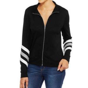 NoBo Sporty stripe full-zip track jacket